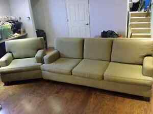 Modern Couch and chair