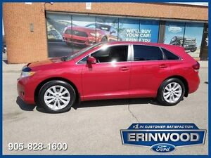 2015 Toyota Venza XLE AWD / PANO ROOF / NAVI / LTHR / 64K !!!