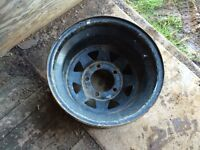 """10"""" wide ford rims 5x5.5 patern"""