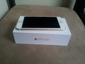 Unlocked 64gb Gold iPhone 6
