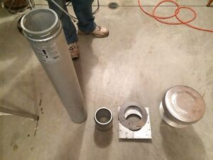 Type B Gas Exhaust Vent