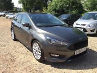 2016 Ford Focus 1.5 TDCi ST-Line (s/s) 5dr