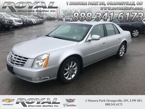 2010 Cadillac DTS SUNROOF * CERTIFIED  - a former us vehicle - t