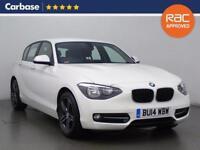 2014 BMW 1 SERIES 116i Sport 5dr