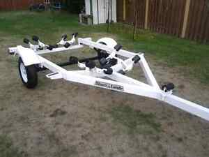 Shore Land'r Boat Trailer, Fits Up To 17', Excellent Condition