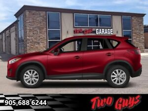 2015 Mazda CX-5 GS AWD  - Ex-lease - AWD - Back Up Camera