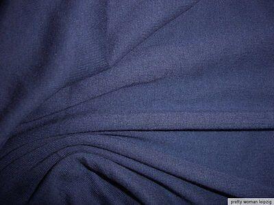 1 Lfm Jersey 3,55€/m² Trikotstoff Baumwolle, Elasthan FF25