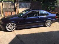 BMW 330ci e46 sport