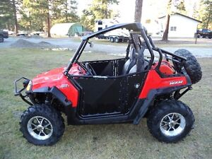 2008 RZR 800, new crate engine, tons of extras.