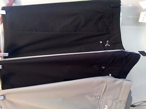 New WITH tags technical men's golf pants