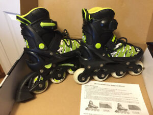 Rollerblades / Inline Skates - used only a few times - $45