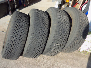195/65r15 mud and snow tires/rims