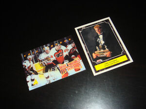 ÉRIC LINDROS-NHL HOCKEY-COLLECTION-CARTES/CARDS