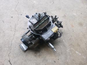 D4UE motorcraft 2bbl carburetor