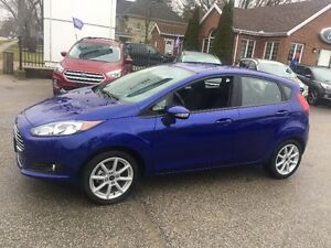 2015 Ford Fiesta SE hatchback only 1795 kms, 4cyl auto