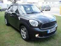 2015 65 MINI COUNTRYMAN 1.6 ONE 5D 98 BHP