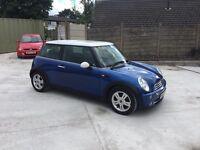 Mini Cooper 1.6 petrol brilliant condition 3 dr like new REDUCED
