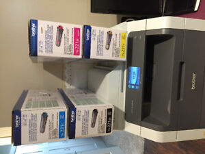 Brother Colour Laser Printer 4 in 1