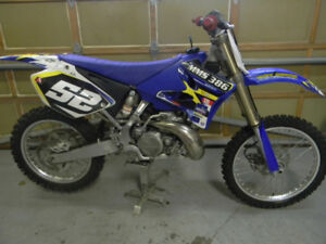 2013 YZ 250 $3600 firm COMPLETE REBUILD TOP AND BOTTOM OEM PARTS