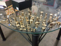 Brass miniatures made in holland