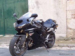 I am interested in buying a 2006 / 2007 Kawasaki Ninja ZX10R