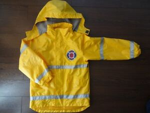 Carter's Lined Rain Jacket Rain Coat / size 8