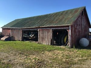 Old Farm Shed to Salvage