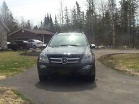 Mercedes-Benz GL-Class SUV,