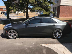 Cadillac CTS 4 Luxury Model AWD 3.6L