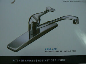 NEW - Taymor Kitchen Faucet
