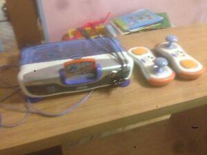 Console jeux video vtech