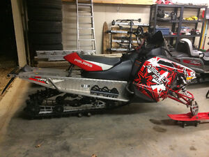 "2012 Polaris 800 Assault Switchback 144"" SLP stage 4"