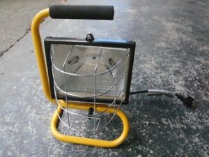 500W Portable Halogen Work Lightgen Floodlight