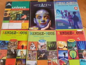 Manuels - Textbooks