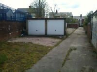 Single Lock up garage to rent, off Thorncliffe Grove, Levenshulme, Manchester. £43 pcm