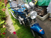 Suzuki Bandit GSF600S Motorcycle Penrith Penrith Area Preview