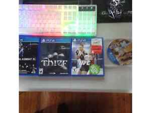 Looking to trade PS4 games for Fifa 17 for PS4.