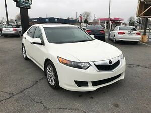 Acura TSX MAGS-AUTOMATIC-TOUTE EQUIPEE-DEMAREUR-4 CYLINDRES 2009