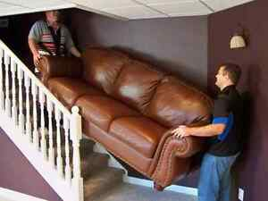COUCH OR FUTON PICK-UP & DELIVERY $40
