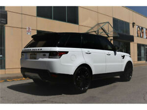 2014 Land Rover Range Rover Sport Supercharged/W Warranty
