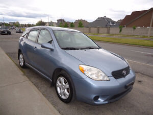 2007 Toyota Matrix 4cl Sedan Comes With Sefety & E Test