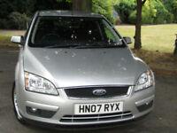 Ford Focus 1.8 Ghia***Petrol***Genuine 71,000 Miles***New MOT***PSH***