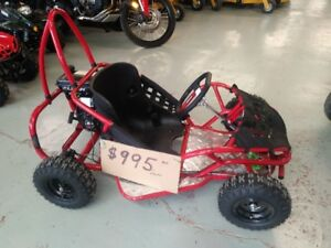 GIO DUNE BUGGY/GO CARTS FOR THE KIDS IN YOUR LIFE