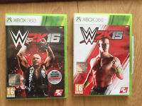 WWE Xbox 360 bundle