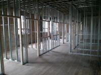 Hiring Steel Framers, Drywall Hangers and Tapers