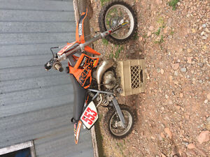 2005 KTM 50 Liquid Cooled Pro Senior
