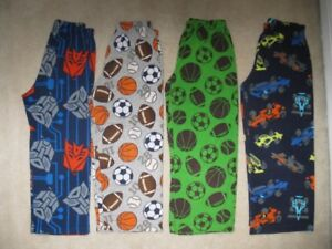 Boys Fleece Sleep Pants