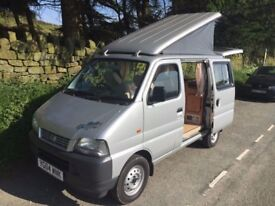 Suzuki Carry Camper with Pop-Top. Only 40200miles.