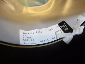 Stetson 5X Black Felt Cowboy Hat In Box Never Worn Regina Regina Area image 2