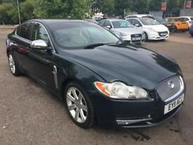 2011 JAGUAR XF V6 LUXURY SALOON DIESEL